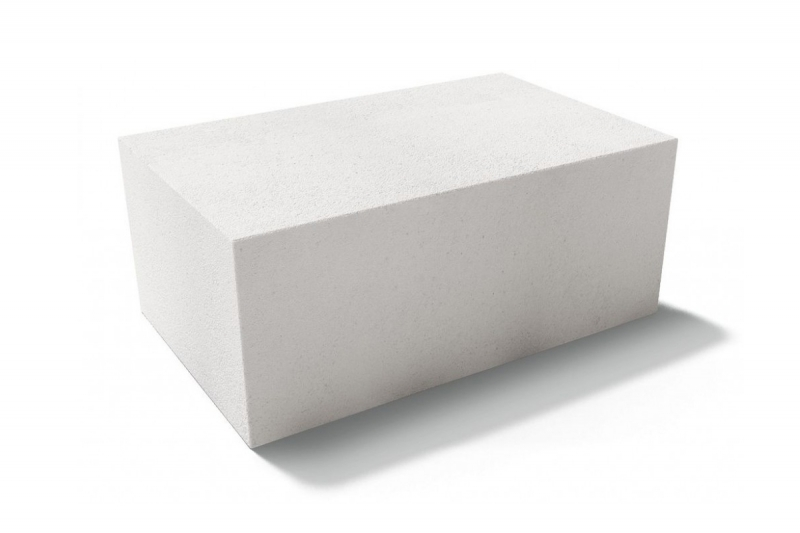 Газобетонные блоки 600х250х250 D300