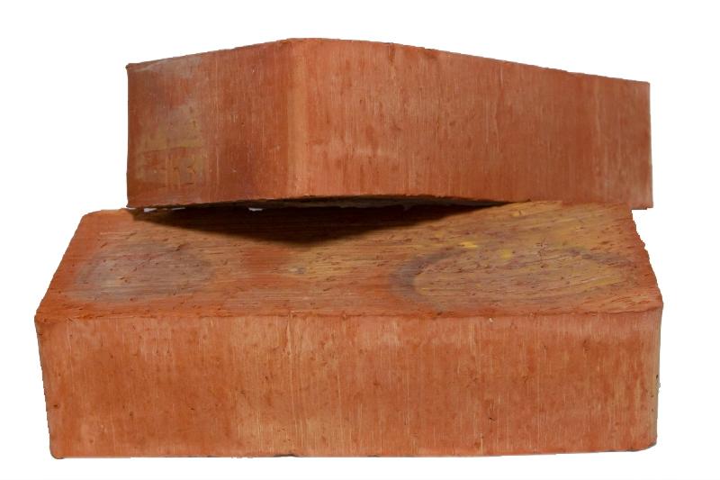 Полнотелый, рядовой кирпич 250х120х65 ЭКЗ